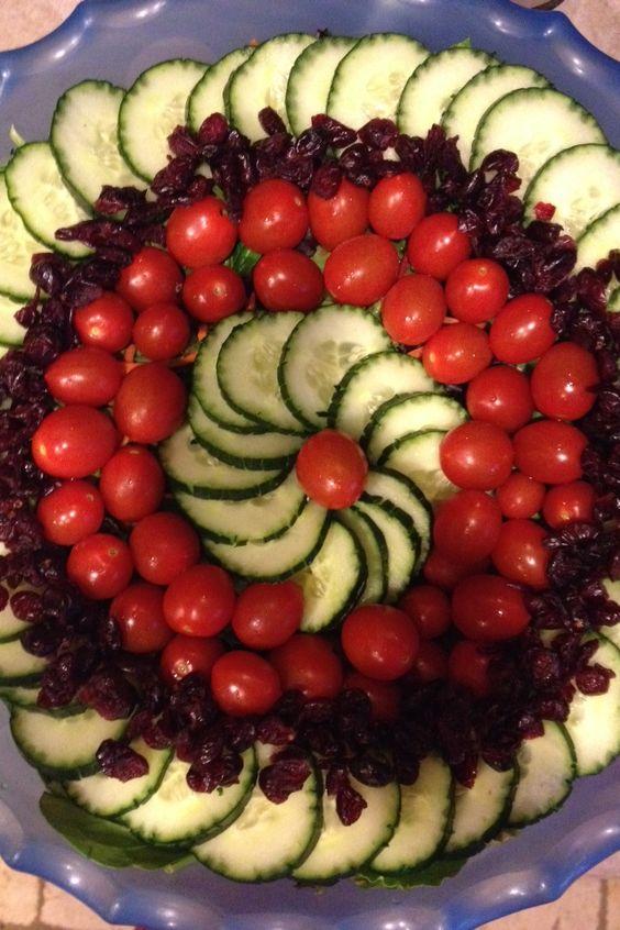 Rita's green salad!