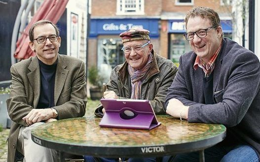 UK's first 'smart Wi-Fi pavement' to be installed in Chesham I Sophie Curtis