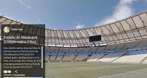 [Notícia] Visite os Estádios da Copa a partir de Google Street View