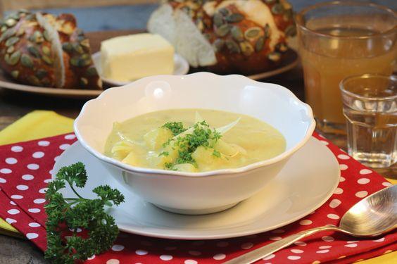 Kartoffelsuppe ist nicht gleich Kartoffelsuppe. Mit diesem Rezept steht in 30 Minuten eine duftende Köstlichkeit auf dem Tisch.