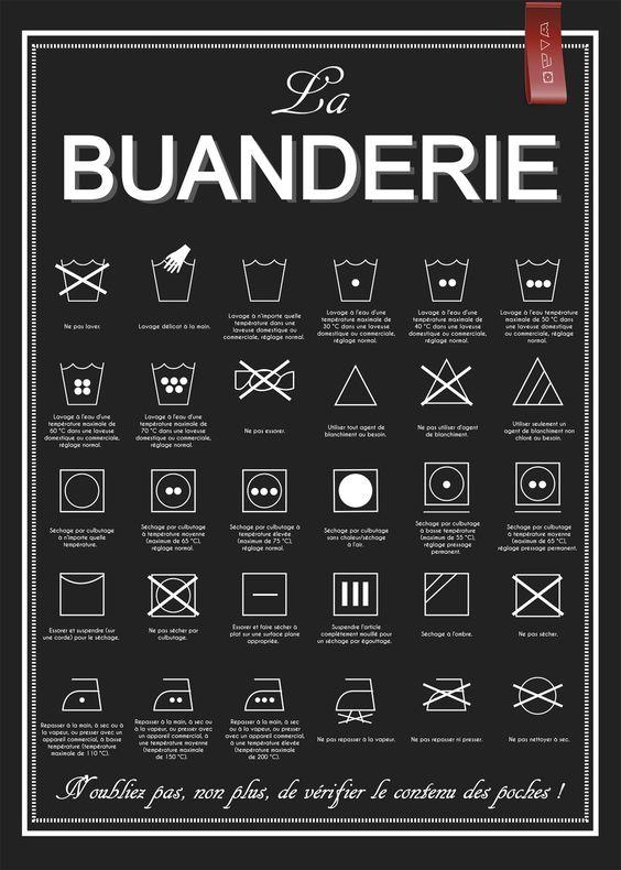 Affiche La Buanderie - à télécharger, à imprimer: