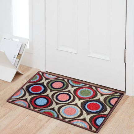 Status Contemporary Taba Door Mat - Add oodles of style to your home with an exciting range of designer furniture, furnishings, decor items and kitchenware. We promise to deliver best quality products at best prices.