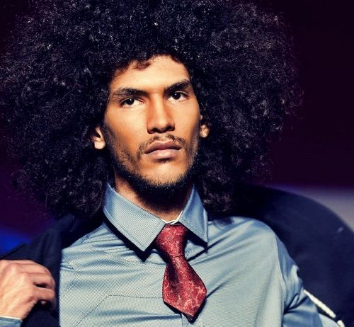 Black Men With Curly Hair Tumblr