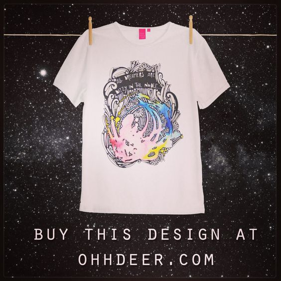 But online at www.ohhdeer.com Original arty pieces as clothing!