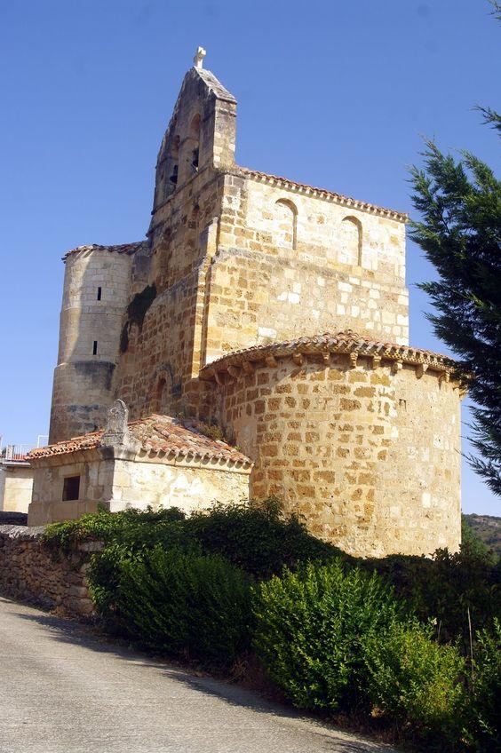 Fotos de: Burgos - Románico - Escaño - Iglesia del Salvador