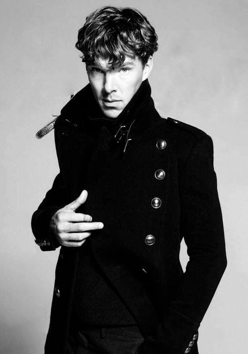 Benedict.   Cumberbatch.