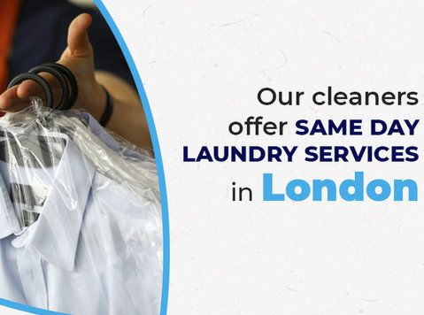 Our Cleaners Offer Same Day Laundry Services In London In 2020