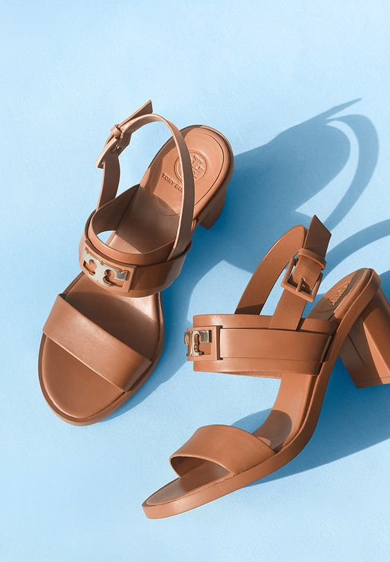 Tory Burch Shoes | Gigi Two-Band Sandal