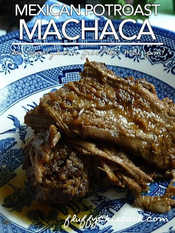 Low Carb Mexican Pot Roast Recipe is perfect by itself, but gang! Add ...