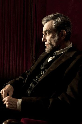 Daniel Day-Lewis in Lincoln (2012)