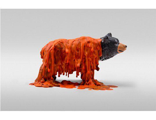Dollar Store Animals by Doug Pedersen | ARTFLAKES - Blog