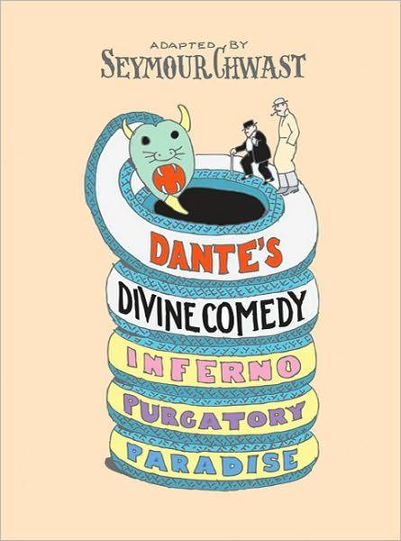 Seymour Chwast, Divine Comedy: