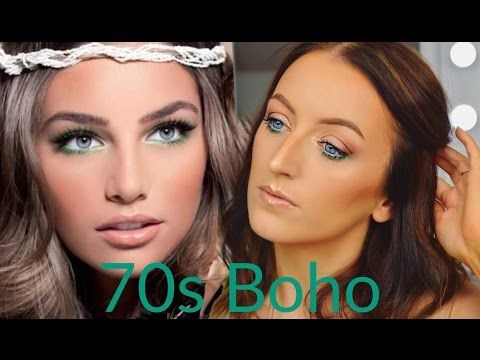 Get Grooving With This 70s Inspired Makeup Tutorial And Nostalgic
