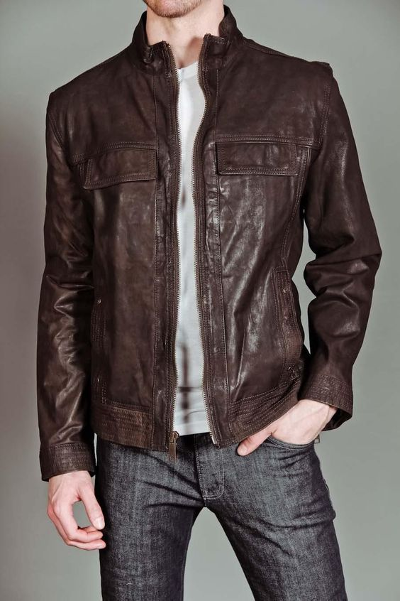 Where to buy a leather jacket nyc – Modern fashion jacket photo blog