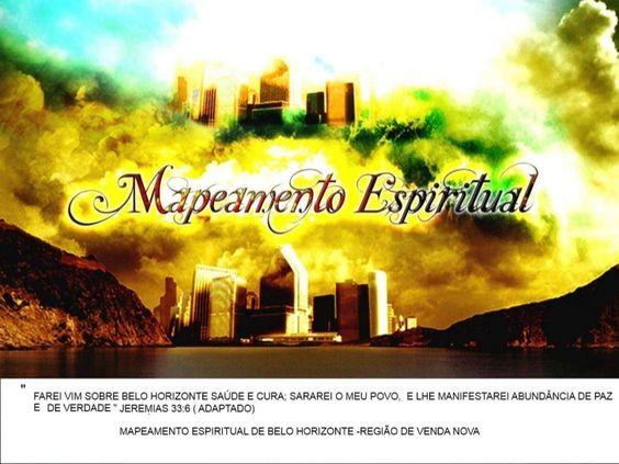 mapeamento-espiritual by Ministério de evangelismo Turnê evangelistica via Slideshare