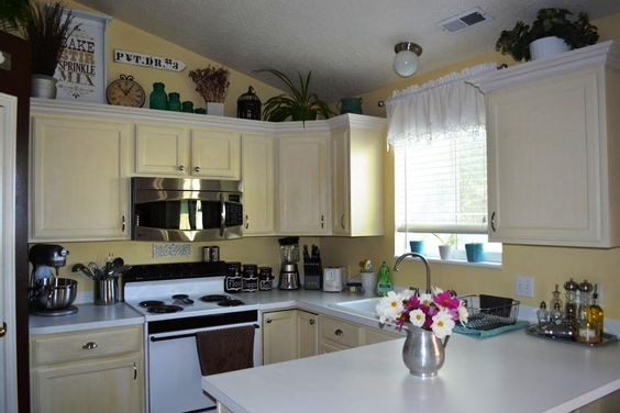 Enjoyable Inspiration Martha Stewart Decorating Above Kitchen