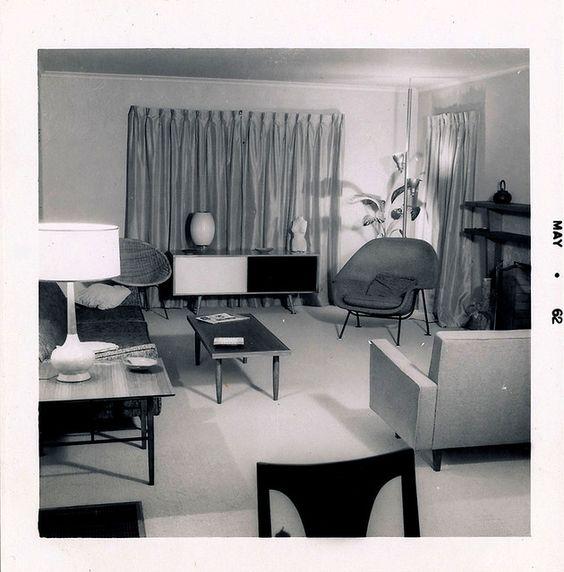 Eero Saarinen, Mid-Century Modern