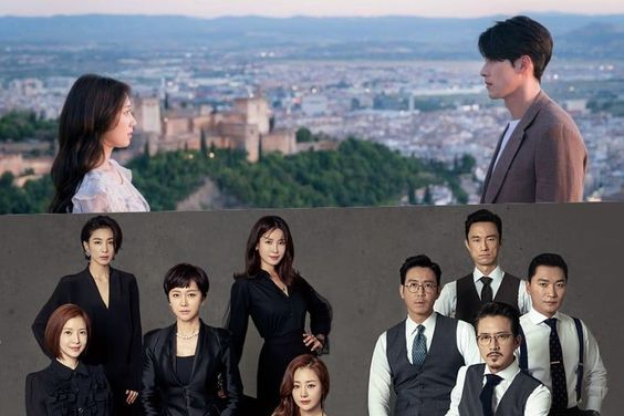 """Memories Of The Alhambra"" And ""SKY Castle"" See Their Highest Viewership Ratings Yet"
