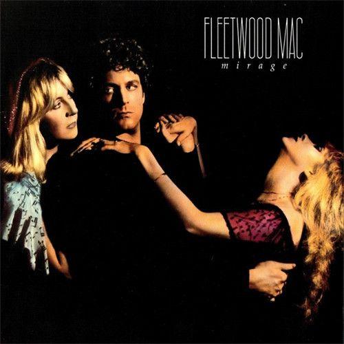 Fleetwood Mac Mirage - vinyl LP
