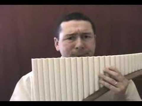 Douglas Bishop Pan Flute Lesson 13 Of 14 Staccatto Notes Pan Flute Flute Lessons American Indian Music