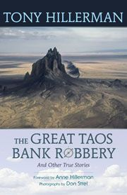 Tony Hillerman's The Great Taos Bank Robbery
