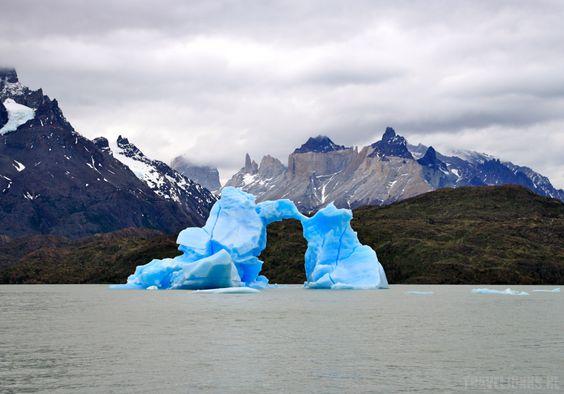 De natuurpracht van Patagonië (Chili) | via It's Travel O'Clock