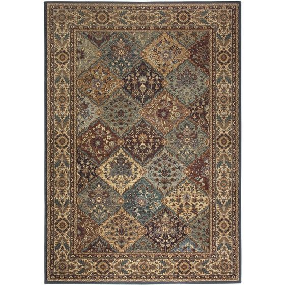 Rizzy Home Bellevue Area Rug