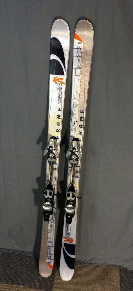 Skis Salomon 1080