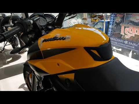 Bajaj Pulsar Ns 200 Abs Launched In India Bajaj Pulsar Ns200 Abs