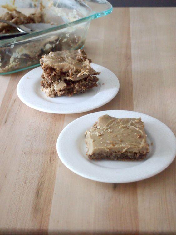 Caramel Brownies #SundaySupper