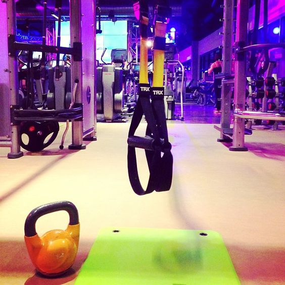 TRX - let's play!