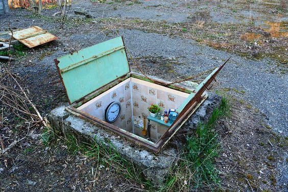 Borderlife 流浪者的邊陲生活 ︱隱藏在下水道的微型住宅 | Foot Work︱ 走思客設計圖誌
