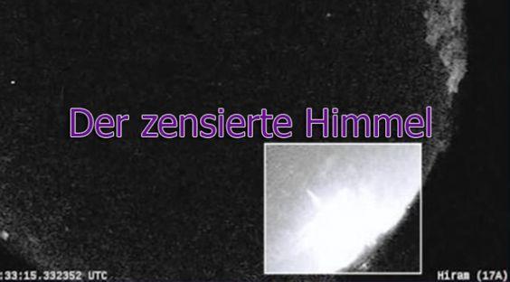 Sie sind hier! UFOs und Außerirdische - Der zensierte Himmel Logo