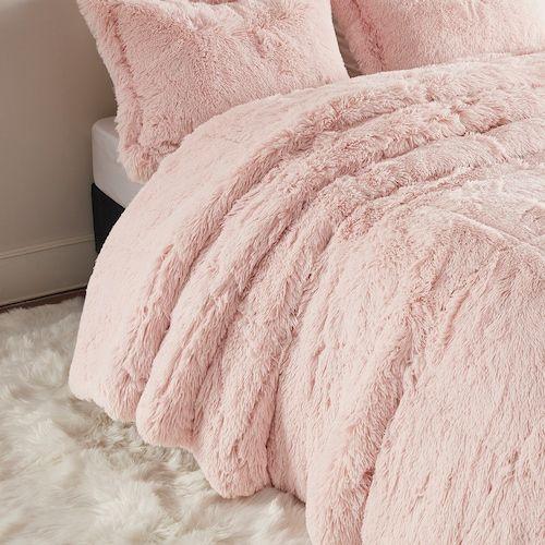Intelligent Design Leena Shaggy Comforter Set In 2020 Bed Comforter Sets Comforter Sets Fur Comforter
