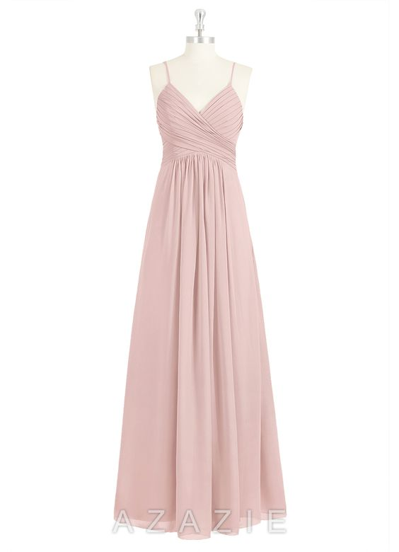 HALEIGH - Bridesmaid Dress - Shops- Colors and Wisteria