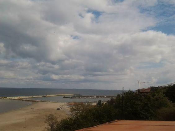 Terminare vedere Plaja Modern la vecinătate punctul terminus Portul Turistic Tomis
