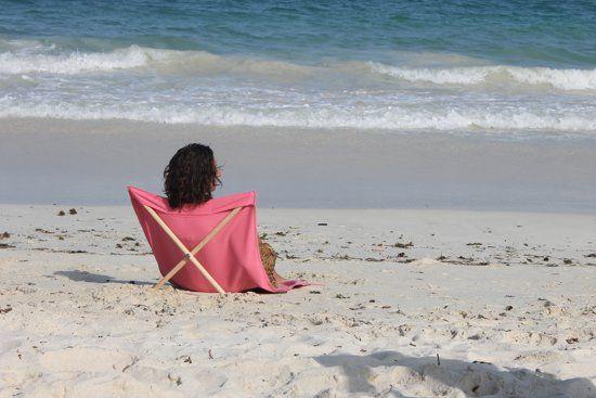 Bol Com Strandstoel.Strandstoel Opvouwbaar Canvas Grenen Roze Pink