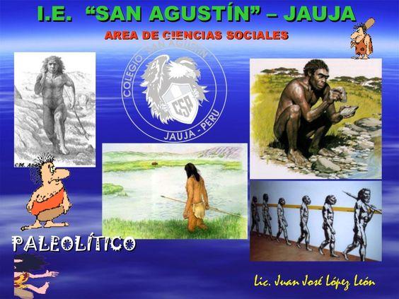 Caracteristicas del Paleolitico.