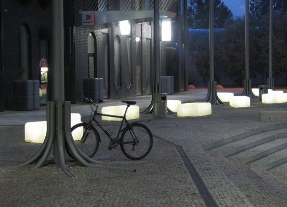 great bench lighting in park bench lighting