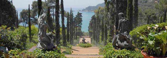 Jardins de Santa Clotilde, Lloret de Mar - Costa Brava