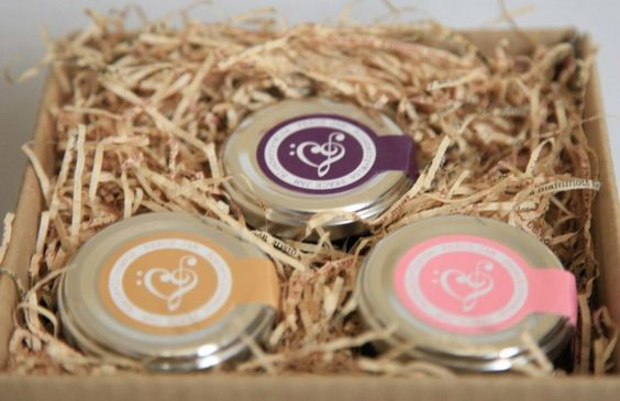Peace Jam(Fruits Pack:Blueberry × Wine・Apple × Cinnamon・Hatsukoi × Orange) / <<< Click it and see in detail. >>>