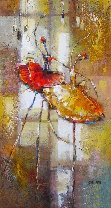 Irene Gendelman | Tutt'Art@ | Pittura • Scultura • Poesia • Musica