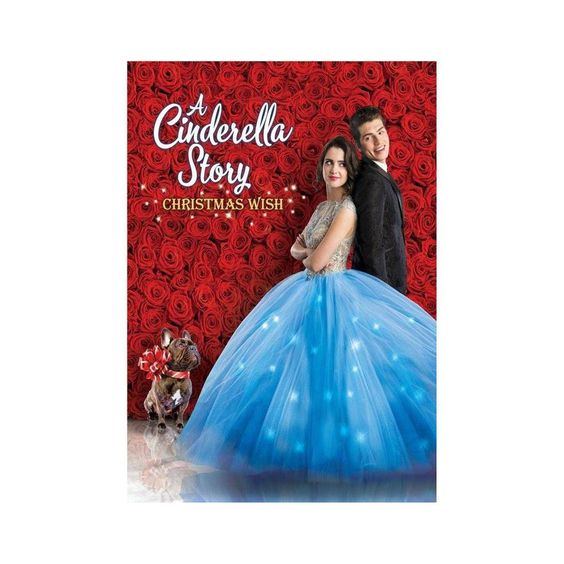 A Cinderella Story Christmas Wish Dvd In 2020 A Cinderella Story Cinderella Christmas Wishes