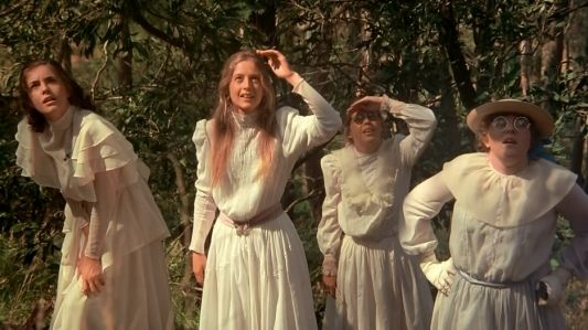The Horror of PICNIC AT HANGING ROCK, by Briony Kidd.
