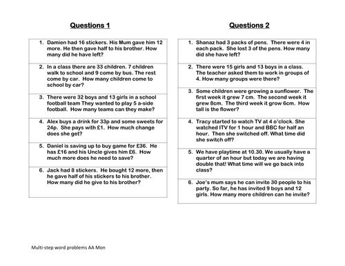 Common Worksheets » Time Word Problems Worksheets Grade 3 ...