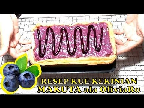 Resep Cake Kekinian Makuta Kw Rasa Blueberry Resep Paling Praktis Dan Murah Meriah 29 Youtube Blueberry Resep Pastry