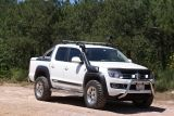 4x4 Truck Shop - Amarok with all the gear