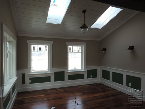 Master Bedroom Wainscoting Ceiling Treatment Decor Ideas Pinterest Ceilings Ceiling