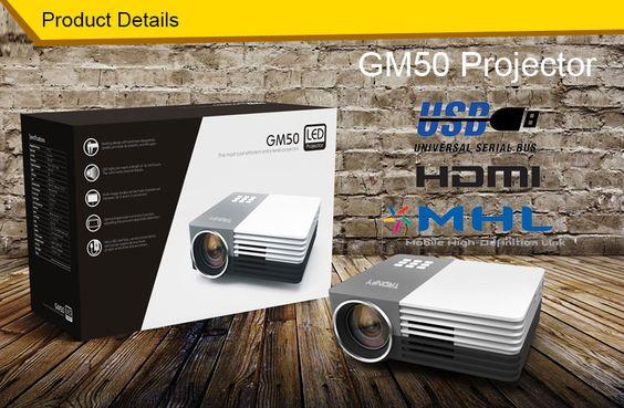TRONFY GM50: test d'un vidéo projecteur à moins de 70€ - http://maison-et-domotique.com/49688-tronfy-gm50-test-dun-video-projecteur-moins-de-70e/