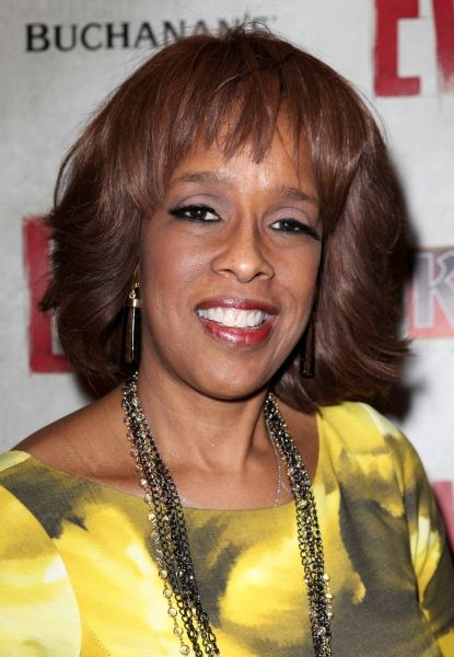 EVITA Opening Night: Gayle King